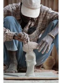 Figure 2 by Karamoja Sculpture Group