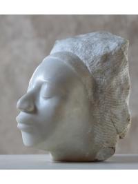 Head by Peter Oloya