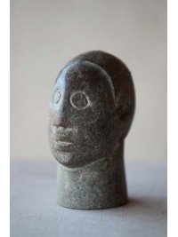 Head 1 by Karamoja Sculpture Group