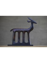 Bushbuck Clan Totem by Jon Buck