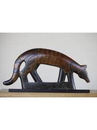 Civet Clan Totem by Jon Buck