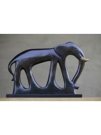 Elephant Clan Totem by Jon Buck