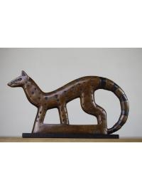 Genet Cat Clan Totem by Jon Buck