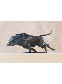 Buffalo by Isaac Okwir