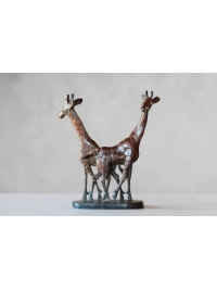 Giraffe by David Bwambale
