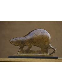 Cane Rat Clan Totem by Jon Buck