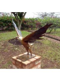 Eagle Memorial by Isaac Okwir