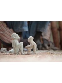 Work in progress by Karamoja Sculpture Group