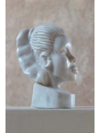 Female Head by David Bwambale