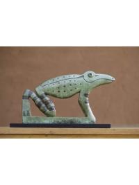 Frog Clan Totem by Jon Buck