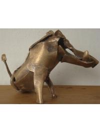 Warthog by Isaac Okwir