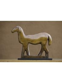 Fat-tailed Sheep Clan Totem by Jon Buck