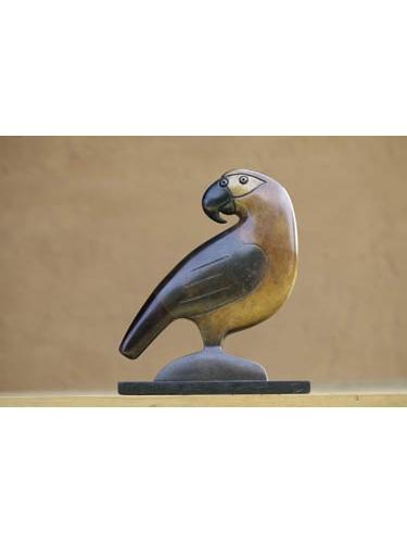 Parrot Clan Totem
