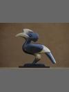 Hornbill Clan Totem by Jon Buck